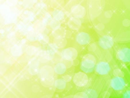 Background · Green glow