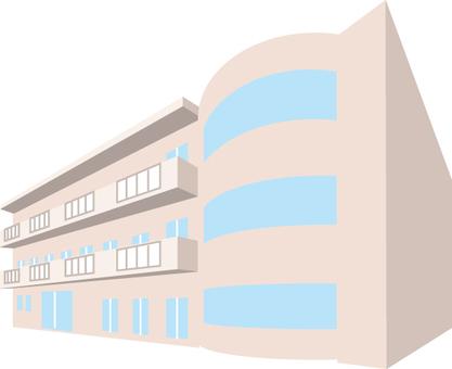 Building_ public building style 5