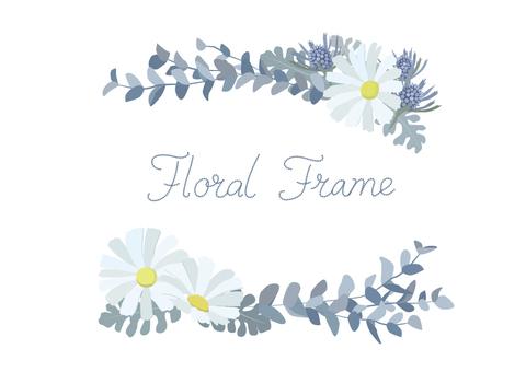 Flower frame 01-05