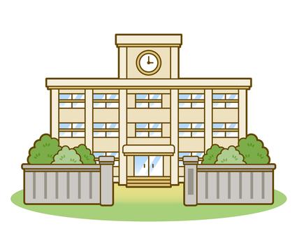 School_01 school building 01