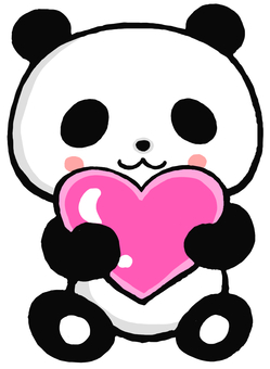 하트 팬더 2
