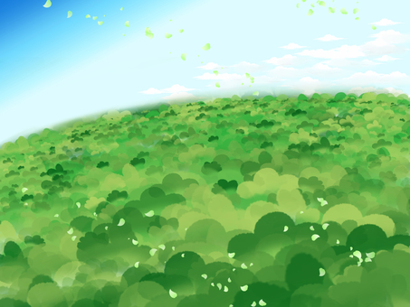 Background field