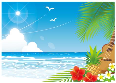 Welcome to midsummer beach