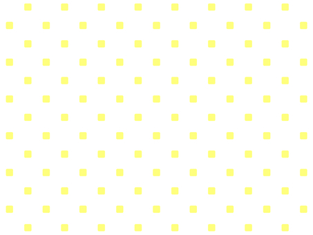 Square dot pattern yellow background