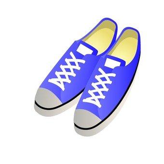 Sneakers (purple)