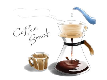 咖啡時間(休閒時光