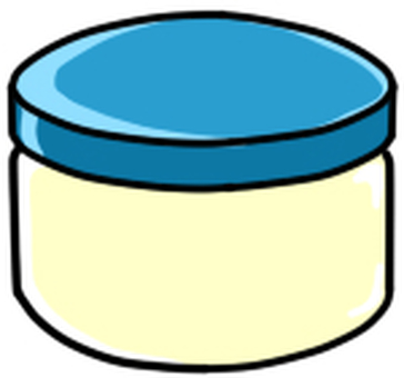 Ointment (blue)