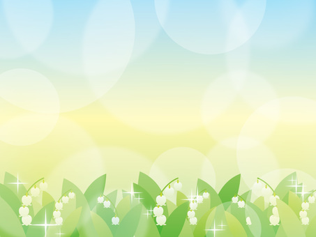 Lily of the valley _ background 01