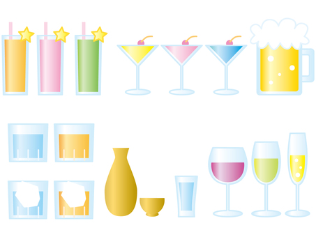 Liquor set 2
