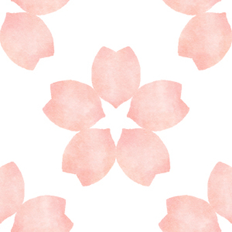 Cherry blossoms pattern 2