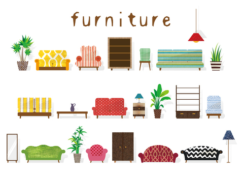 Illustration_ Furniture