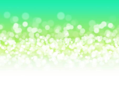 반짝이 도트 2 (녹색)