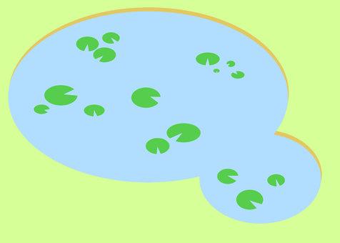 Pond B_ Leaf (for printing)