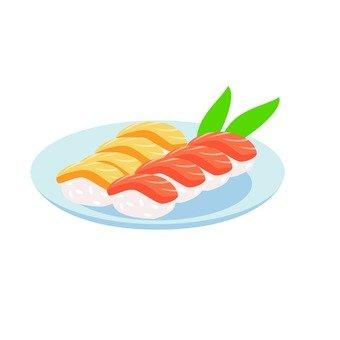 Bekko sushi
