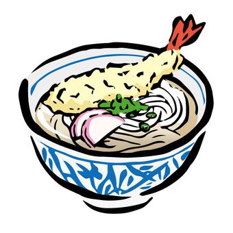Udon noodles 01