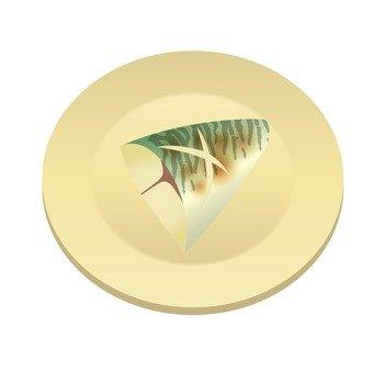 海鮮 - 烤鯖魚