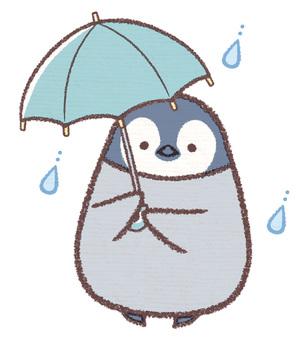 Umbrella holder Penguin Hina