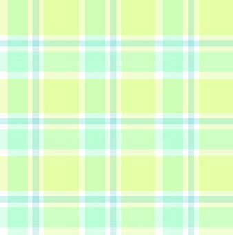 Yellow green check material