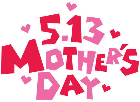 Mother's Day ☆ mothers day ☆ logo