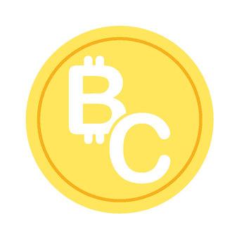 Bit coin cache