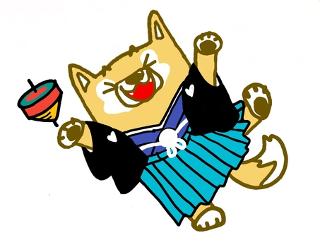 Shiba Inu, New Year's One (no character)