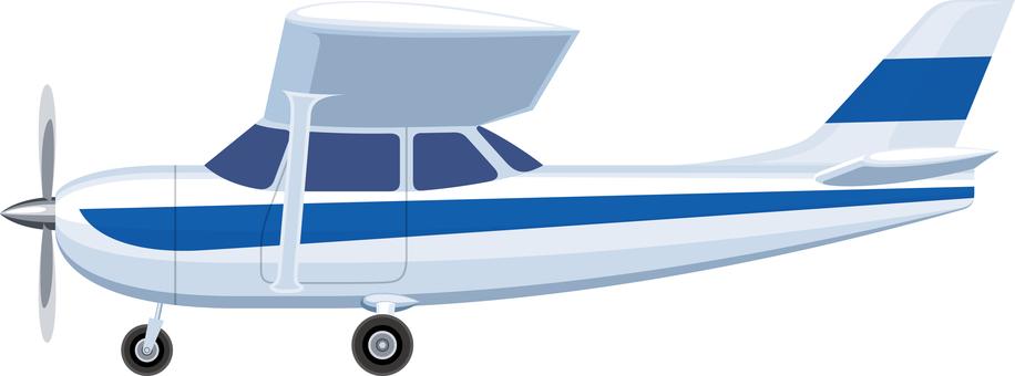 飛行機 プロペラ機 小型飛行機 軽飛行機