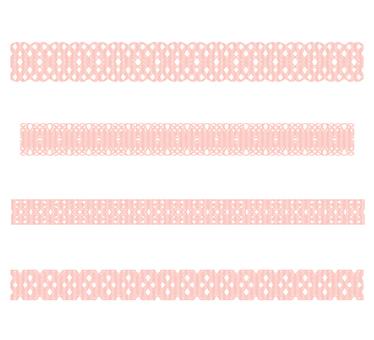 Lace ribbon 13