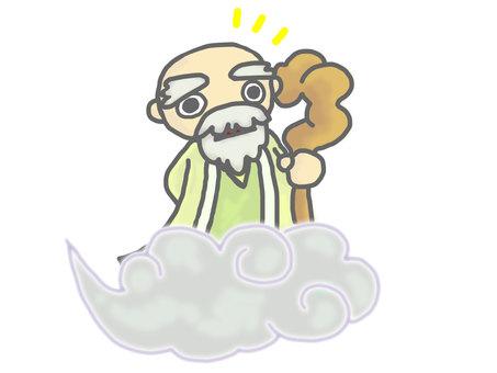 God of a sermon (surprise)