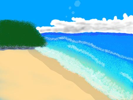 Daytime sea 2