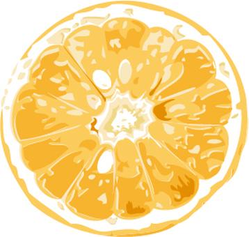 Tangerines of oranges