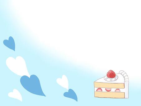 딸기 케잌