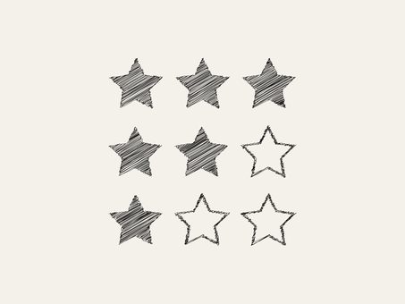 Infographic 004-Review Stars