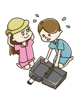 Honeymoon packing