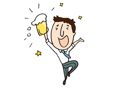 乾杯 - ーーーー! !
