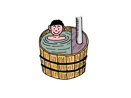 Barrel bath