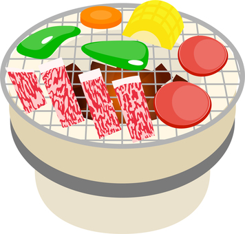 Taroku barbecue