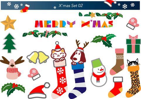 Christmas set 02