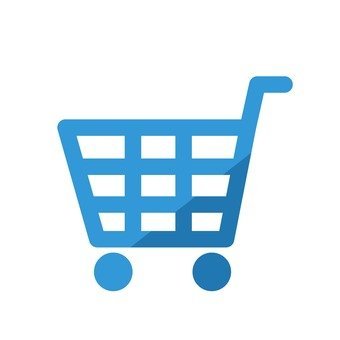 Shopping cart icon 1