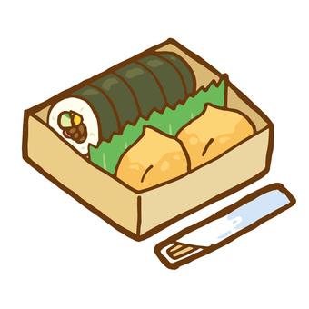 巻き寿司 お稲荷さん