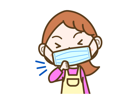 Female facial cold