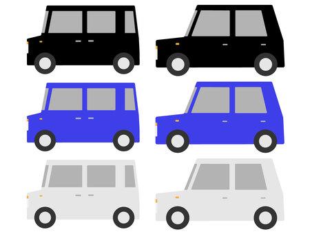 Car / 軽 automatic car