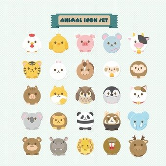 Animals icon