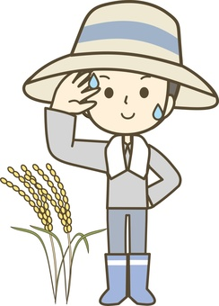 Male farmer 8