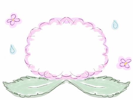 Hydrangea's heart