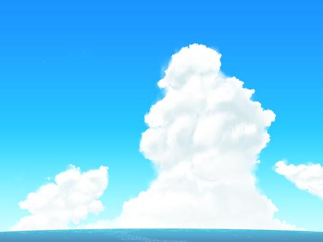 Sea scenery 01