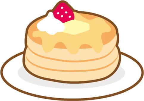 Pancake (hot cake)