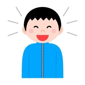 Male (smile)