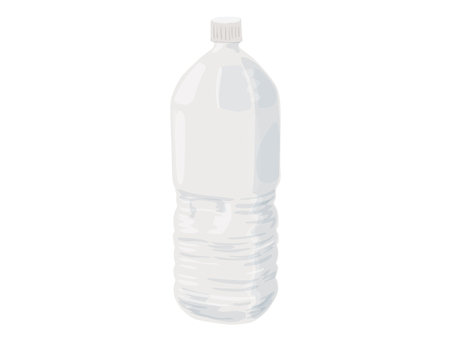 2 liter plastic bottle empty