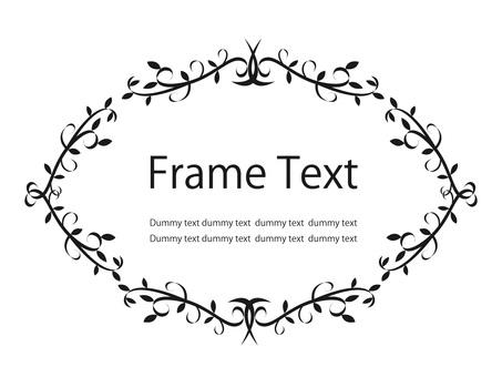 Plant frame 05