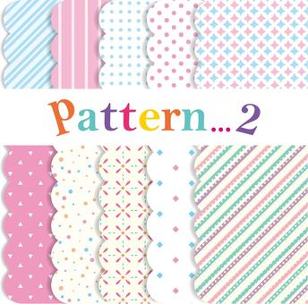 Cute pattern set 2